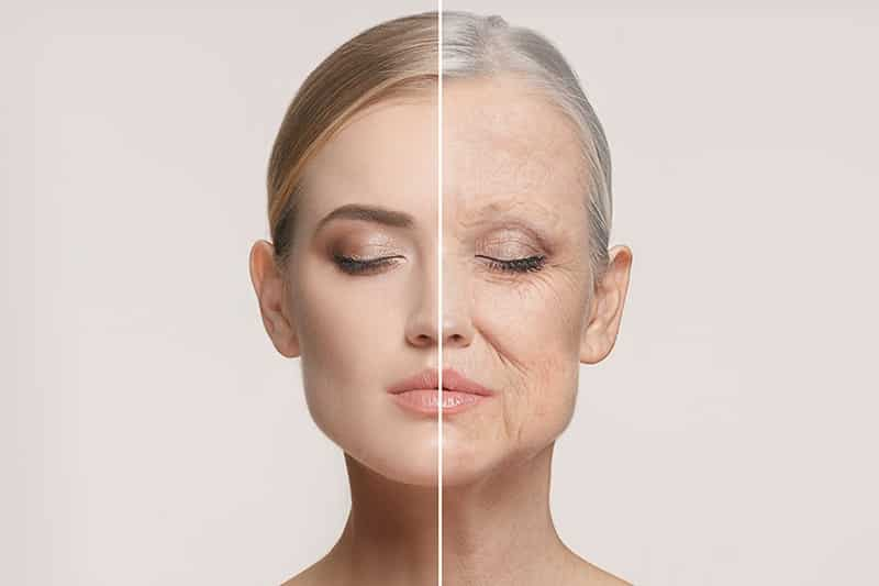 Ageing Skin: About The Condition