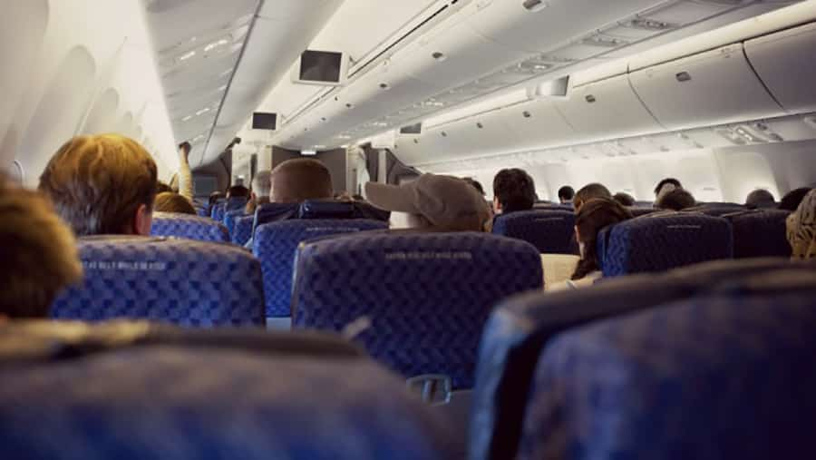 5 ways to reduce D.V.T risk when flying