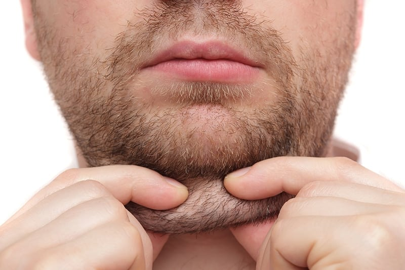 Double Chins - Men: Our Approach
