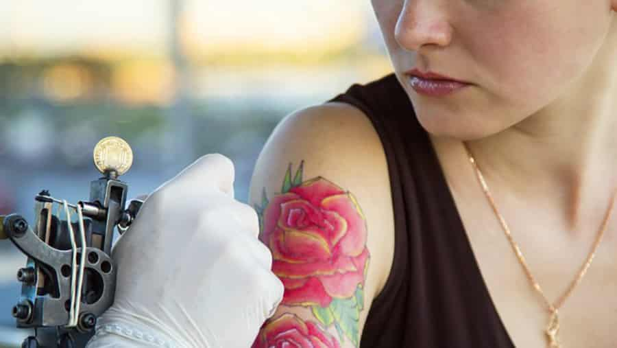 What's in Tattoo Ink?